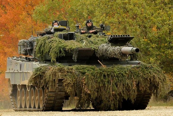 German Army Leopard II