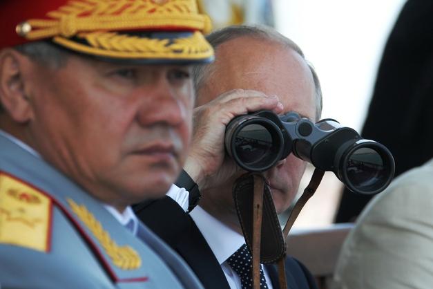 Рабочий визит В.Путина на Украину. Севастополь