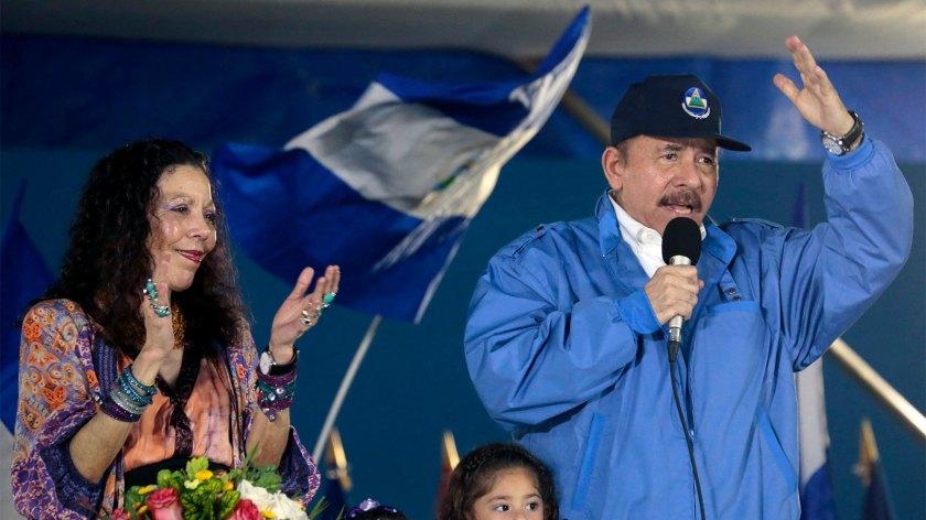 NICARAGUA-EL SALVADOR-POLITICS-RELIGION-CANONIZATION-ROMERO